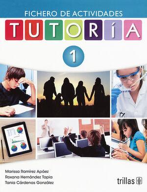 TUTORIA 1. FICHERO DE ACTIVIDADES