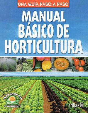 MANUAL BASICO DE HORTICULTURA