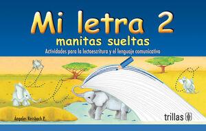 MI LETRA, MANITAS SUELTAS 2