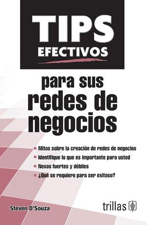 TIPS EFECTIVOS PARA SUS REDES DE NEGOCIOS