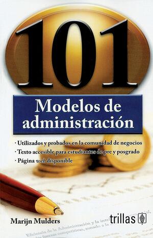 MODELOS DE ADMINISTRACION, 101