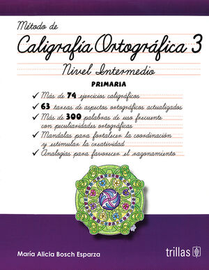 METODO DE CALIGRAFIA ORTOGRAFICA 3