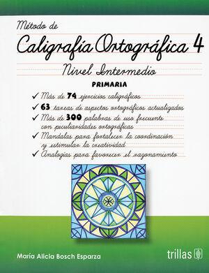 METODO DE CALIGRAFIA ORTOGRAFICA 4