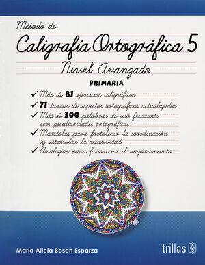 METODO DE CALIGRAFIA ORTOGRAFICA 5