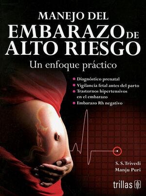 MANEJO DEL EMBARAZO DE ALTO RIESGO