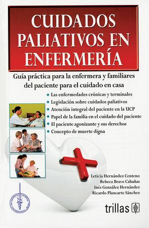 CUIDADOS PALIATIVOS EN ENFERMERIA