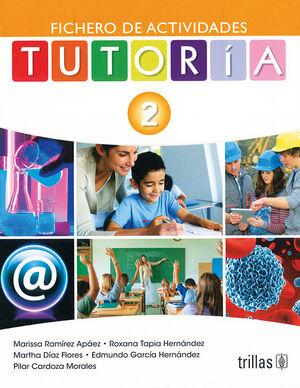 TUTORIA 2. FICHERO DE ACTIVIDADES