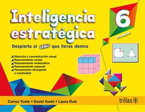 INTELIGENCIA ESTRATEGICA 6