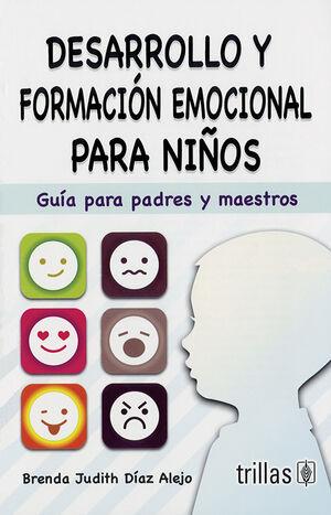 DESARROLLO Y FORMACION EMOCIONAL PARA NIÑOS