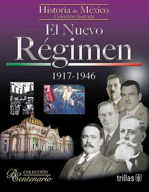EL NUEVO REGIMEN. 1917-1946