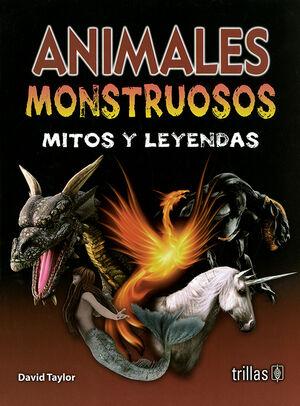 ANIMALES MONSTRUOSOS