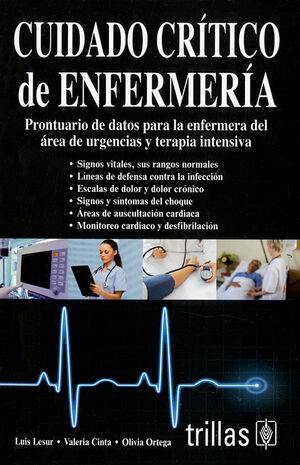 CUIDADO CRITICO DE ENFERMERIA
