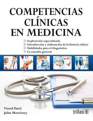 COMPETENCIAS CLINICAS EN MEDICINA