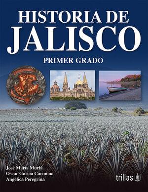 HISTORIA DE JALISCO 1