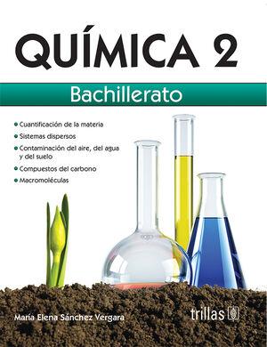 QUIMICA 2 . BACHILLERATO