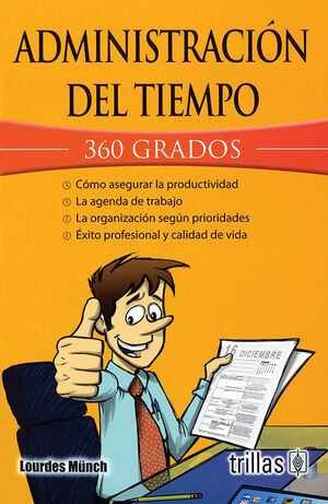 ADMINISTRACION DEL TIEMPO. 360 GRADOS