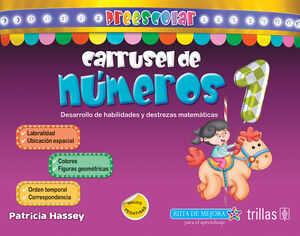 CARRUSEL DE NUMEROS 1. PREESCOLAR