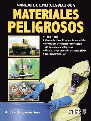 MANEJO DE EMERGENCIAS CON MATERIALES PELIGROSOS