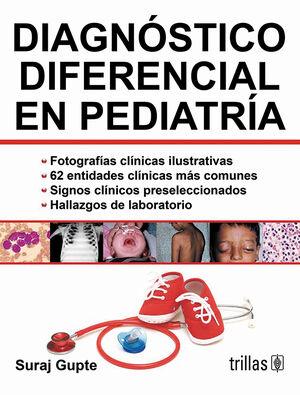 DIAGNOSTICO DIFERENCIAL EN PEDIATRIA