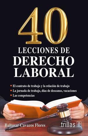 LECCIONES DE DERECHO LABORAL 40