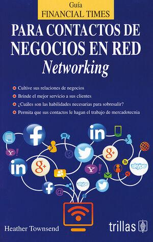 GUIA FINANCIAL TIMES PARA CONTACTOS DE NEGOCIOS EN RED