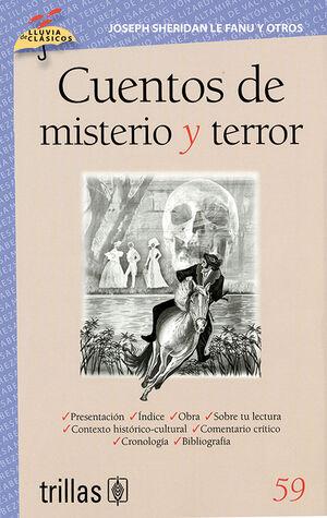 CUENTOS DE MISTERIO Y TERROR