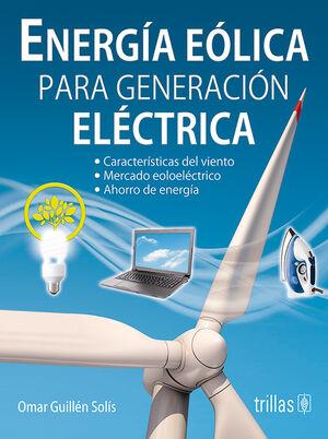 ENERGIA EOLICA PARA GENERCION ELECTRICA