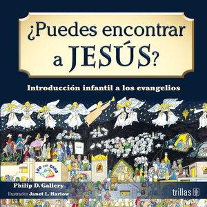 PUEDES ENCONTRAR A JESUS?