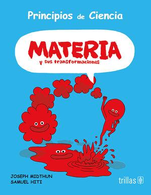 MATERIA Y SUS TRANFORMACIONES