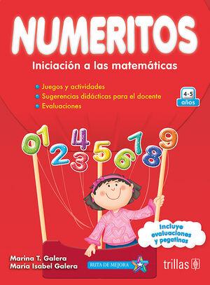 NUMERITOS. INICIACION A LAS MATEMATICAS