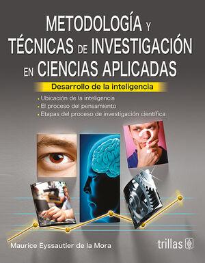 METODOLOGIA Y TECNICAS DE INVESTIGACION EN CIENCIAS APLICADAS