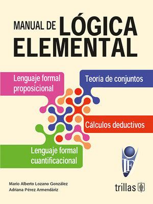 MANUAL DE LOGICA ELEMENTAL