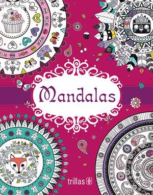 MANDALAS (RUEDAS O CIRCULOS BUDISTAS). PARA COLOREAR