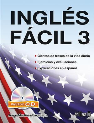 INGLES FACIL 3. INCLUYE CD