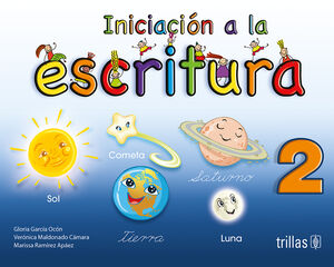 INICIACION A LA ESCRITURA 2