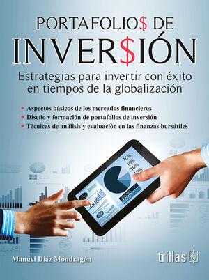 PORTAFOLIOS DE INVERSION