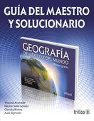 GEOGRAFIA DE MEXICO Y DEL MUNDO. PRIMER GRADO. GUIA DEL MAESTRO