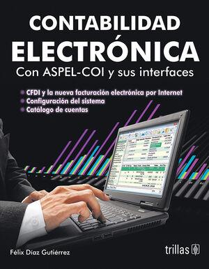 CONTABILIDAD ELECTRONICA CON ASPEL-COI Y SUS INTERFACES