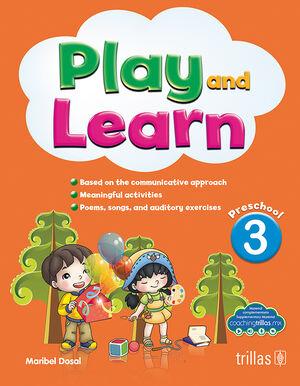 PLAY AND LEARN 3. PRESCHOOL