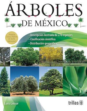 ARBOLES DE MEXICO