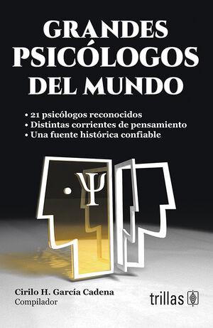 GRANDES PSICOLOGOS DEL MUNDO