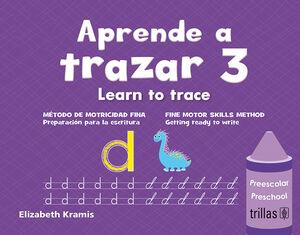 APRENDE A TRAZAR 3