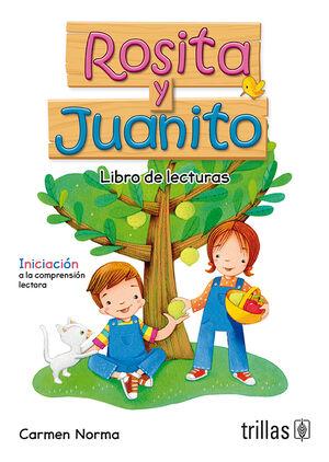 ROSITA Y JUANITO. LIBRO DE LECTURAS