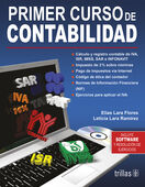 PRIMER CURSO DE CONTABILIDAD. INCLUYE CD