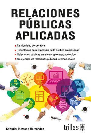 RELACIONES PUBLICAS APLICADAS