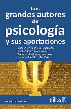 LOS GRANDES AUTORES DE PSICOLOGIA Y SUS APORTACIONES