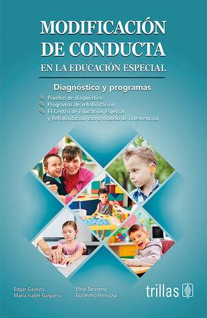 MODIFICACION DE CONDUCTA EN LA EDUCACION ESPECIAL