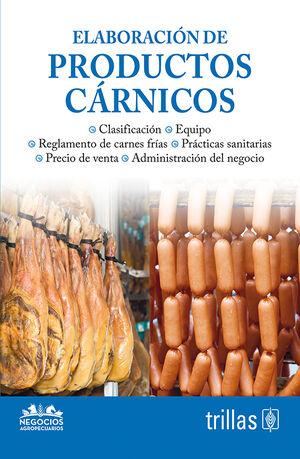 ELABORACION DE PRODUCTOS CARNICOS
