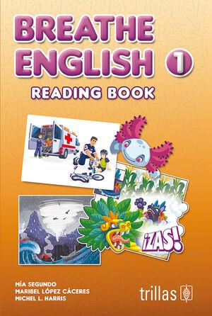 BREATHE ENGLISH 1. READING BOOK