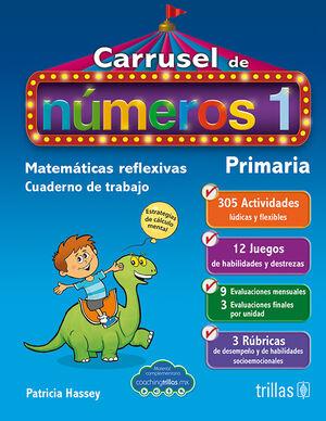 CARRUSEL DE NUMEROS 1. CUADERNO DE TRABAJO (COACHING TRILLAS)